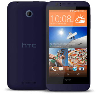 HTC Desire 510 - Apple сервиз