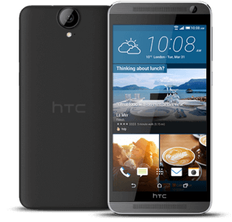 HTC One E9+ - Apple сервиз
