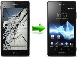Ремонт на Sony Xperiа XA1